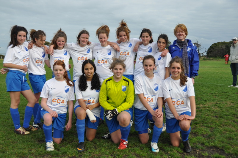 Williamstown Soccer Club Girls